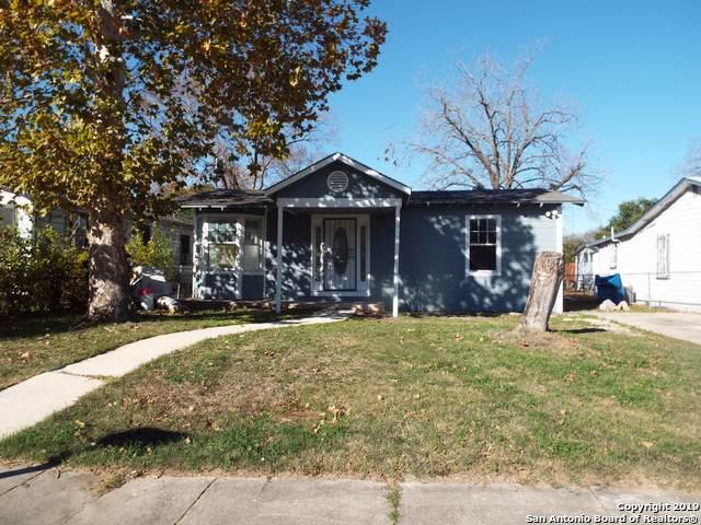 105 Sargent St, San Antonio, TX 78210 (MLS #1429816) :: BHGRE HomeCity