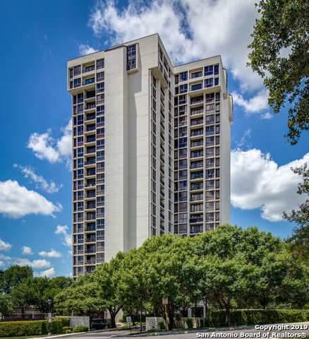 7701 Wurzbach Rd #605, San Antonio, TX 78229 (MLS #1429824) :: The Gradiz Group