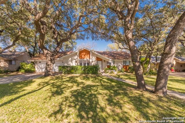 915 Mount Perkins, San Antonio, TX 78213 (MLS #1429989) :: BHGRE HomeCity