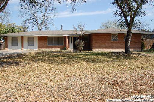201 Driftwind Dr, Windcrest, TX 78239 (MLS #1429997) :: Alexis Weigand Real Estate Group