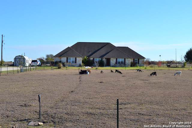 3707 Wosnig Rd, Marion, TX 78124 (#1430007) :: The Perry Henderson Group at Berkshire Hathaway Texas Realty