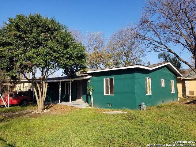 1929 W Poplar St, San Antonio, TX 78207 (MLS #1430110) :: Alexis Weigand Real Estate Group
