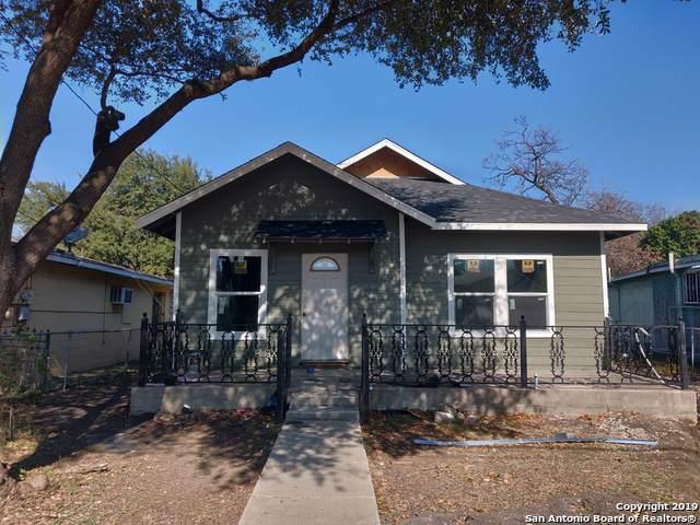 307 Helena St, San Antonio, TX 78204 (MLS #1430464) :: The Losoya Group