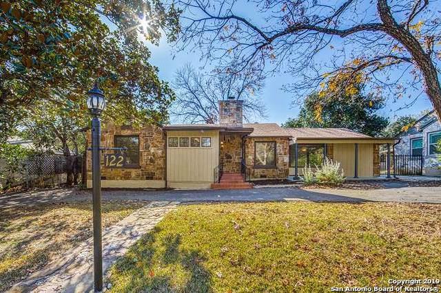 122 Calumet Pl, San Antonio, TX 78209 (MLS #1430490) :: Alexis Weigand Real Estate Group