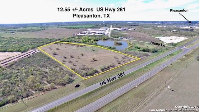 2282 S Us Highway 281, Pleasanton, TX 78064 (MLS #1430703) :: The Gradiz Group