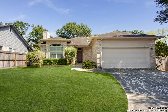 6222 Ashford Point Dr, San Antonio, TX 78240 (MLS #1430822) :: BHGRE HomeCity