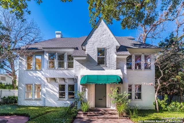 119 Park Dr, San Antonio, TX 78212 (MLS #1430960) :: Carolina Garcia Real Estate Group