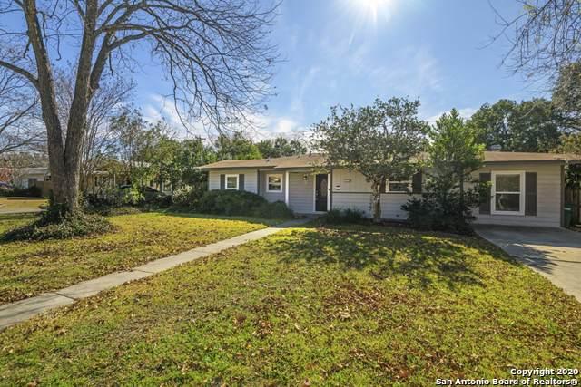 526 Brightwood Pl, San Antonio, TX 78209 (MLS #1430977) :: The Heyl Group at Keller Williams