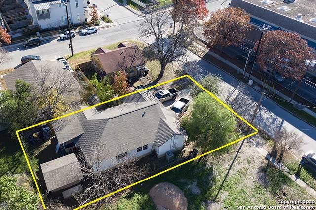 737 E Park Ave, San Antonio, TX 78212 (MLS #1430984) :: Berkshire Hathaway HomeServices Don Johnson, REALTORS®