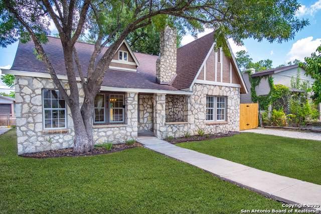 1411 Hicks Ave, San Antonio, TX 78210 (MLS #1431116) :: BHGRE HomeCity