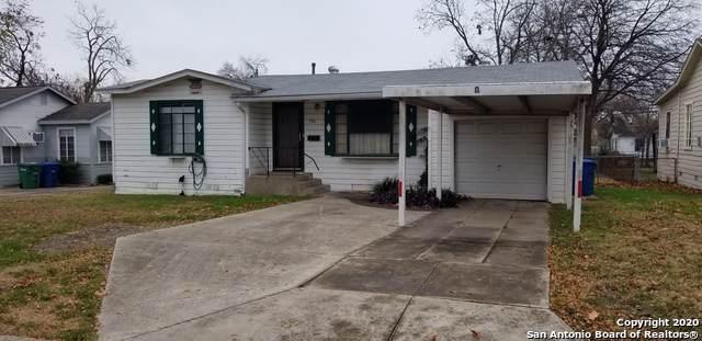746 Cravens Ave, San Antonio, TX 78223 (MLS #1431122) :: NewHomePrograms.com LLC