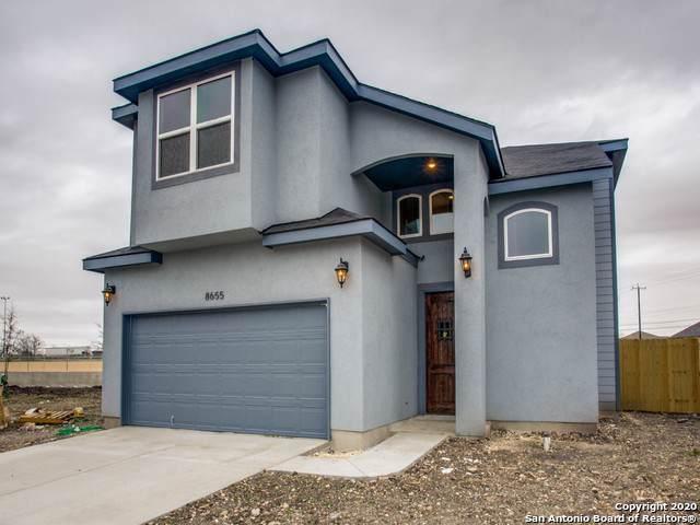 8607 Key North Way, Converse, TX 78109 (MLS #1431309) :: BHGRE HomeCity San Antonio