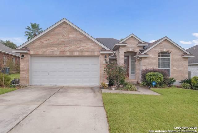209 Winter Frost, Cibolo, TX 78108 (MLS #1431328) :: BHGRE HomeCity