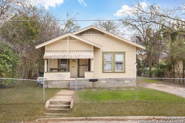108 Shenandoah St, San Antonio, TX 78210 (MLS #1431349) :: Tom White Group