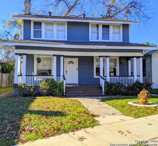 513 Hunstock Ave, San Antonio, TX 78210 (MLS #1431376) :: The Losoya Group