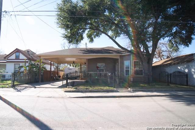 122 Rehmann St, San Antonio, TX 78204 (MLS #1431473) :: The Gradiz Group