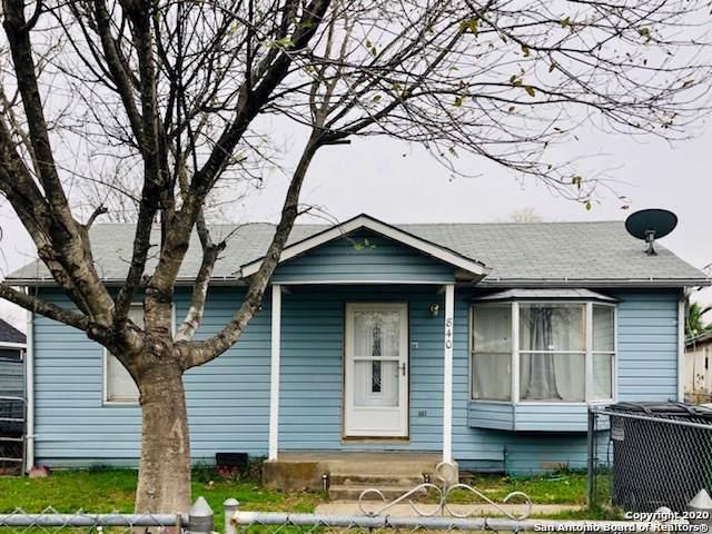 840 W Pyron Ave, San Antonio, TX 78221 (MLS #1431493) :: BHGRE HomeCity