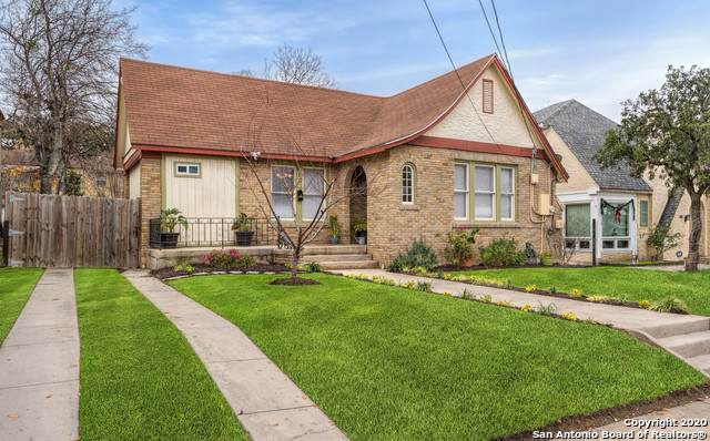412 W Hollywood Ave, San Antonio, TX 78212 (MLS #1431520) :: Exquisite Properties, LLC