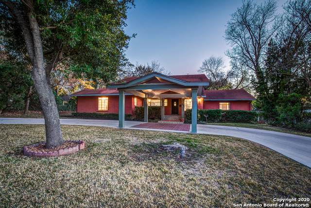 808 Tuxedo Ave, Alamo Heights, TX 78209 (MLS #1431647) :: Alexis Weigand Real Estate Group