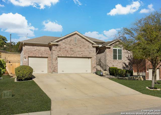 3239 Shoshoni Rise, San Antonio, TX 78261 (#1431725) :: The Perry Henderson Group at Berkshire Hathaway Texas Realty