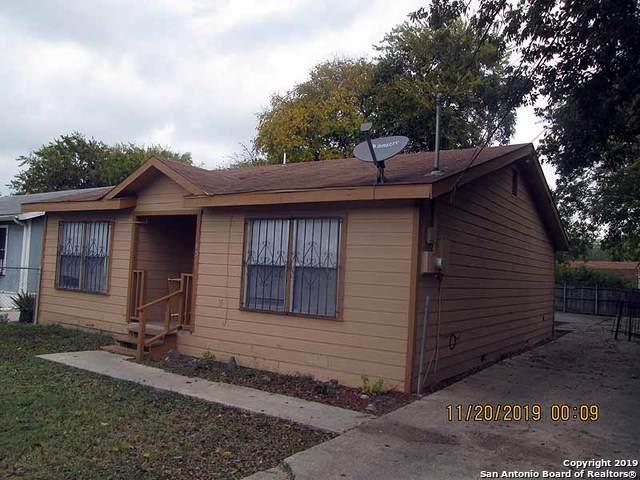 4311 Fortuna St, San Antonio, TX 78237 (MLS #1431935) :: Alexis Weigand Real Estate Group