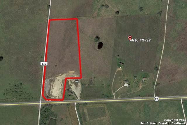 16.23 ACRES State Highway 97 W, Floresville, TX 78114 (#1432020) :: The Perry Henderson Group at Berkshire Hathaway Texas Realty
