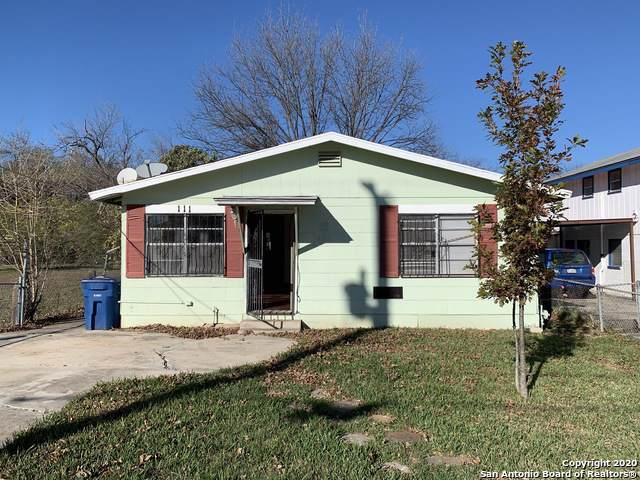 111 Menarby Ct, San Antonio, TX 78207 (MLS #1432045) :: Exquisite Properties, LLC