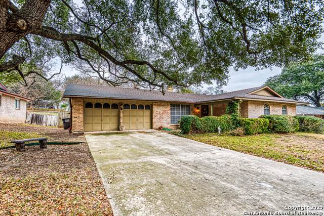5707 Danny Kaye Dr, San Antonio, TX 78240 (MLS #1432120) :: Alexis Weigand Real Estate Group