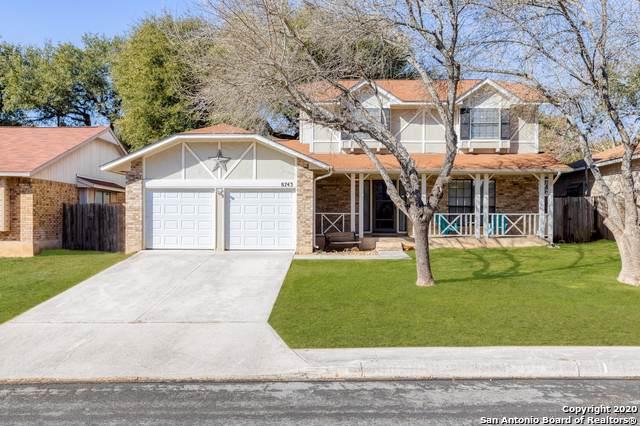 8743 Timber Range, San Antonio, TX 78250 (MLS #1432133) :: NewHomePrograms.com LLC