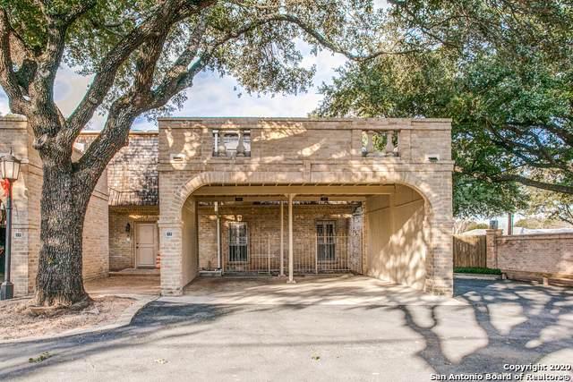 7731 Broadway St A11, San Antonio, TX 78209 (MLS #1432256) :: Berkshire Hathaway HomeServices Don Johnson, REALTORS®