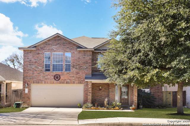 10715 Bramante Ln, Helotes, TX 78023 (#1432302) :: The Perry Henderson Group at Berkshire Hathaway Texas Realty