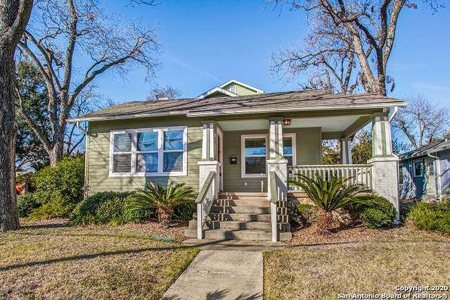 335 Argo Ave, Alamo Heights, TX 78209 (MLS #1432502) :: Alexis Weigand Real Estate Group