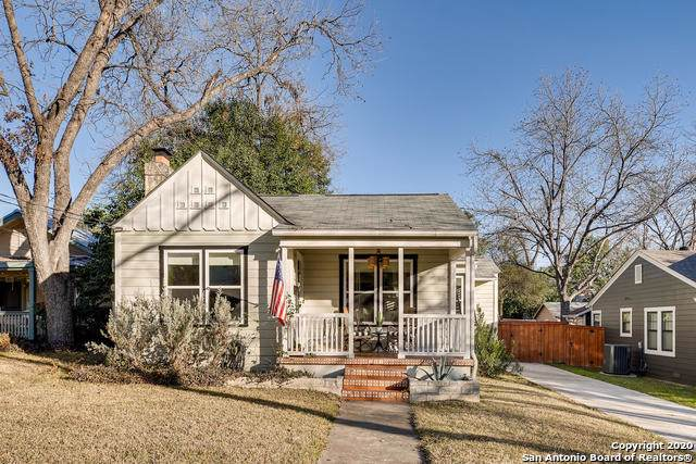 303 Redwood St, Alamo Heights, TX 78209 (MLS #1432683) :: NewHomePrograms.com LLC