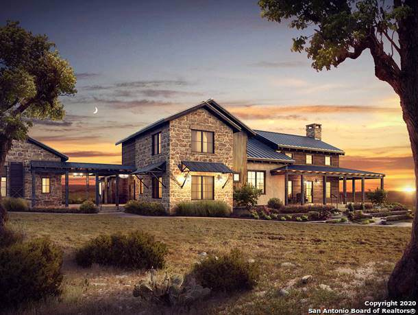 128 Inspiration Loop, Fredericksburg, TX 78624 (#1432697) :: The Perry Henderson Group at Berkshire Hathaway Texas Realty