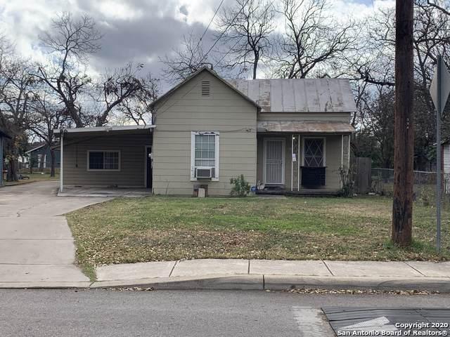 334 Saint Francis Ave, San Antonio, TX 78204 (MLS #1432745) :: Berkshire Hathaway HomeServices Don Johnson, REALTORS®