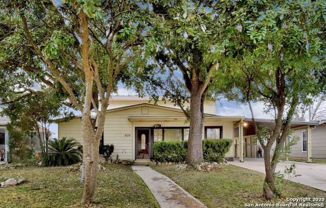 414 E Vestal Pl, San Antonio, TX 78221 (MLS #1432757) :: Alexis Weigand Real Estate Group
