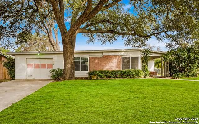 115 Ridgehaven Pl, San Antonio, TX 78209 (MLS #1432760) :: Berkshire Hathaway HomeServices Don Johnson, REALTORS®