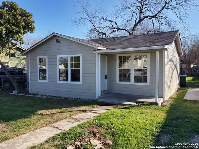2014 E Drexel Ave, San Antonio, TX 78210 (MLS #1432810) :: BHGRE HomeCity