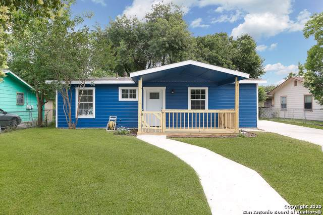 4618 Caywood Dr, San Antonio, TX 78237 (MLS #1432841) :: Alexis Weigand Real Estate Group