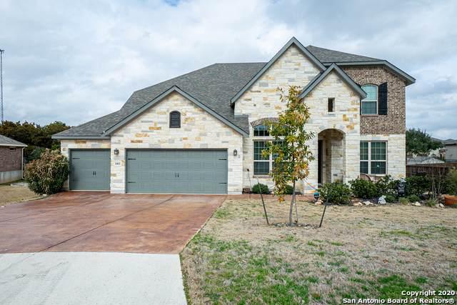1003 Via Mantova, San Antonio, TX 78260 (#1432871) :: The Perry Henderson Group at Berkshire Hathaway Texas Realty