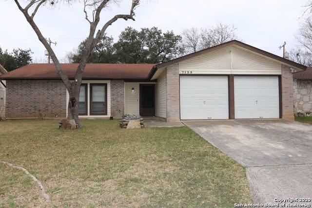 7135 Spring Point St, San Antonio, TX 78249 (MLS #1432907) :: Alexis Weigand Real Estate Group