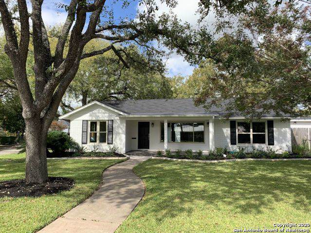 303 Tophill Rd, San Antonio, TX 78209 (MLS #1432961) :: Alexis Weigand Real Estate Group