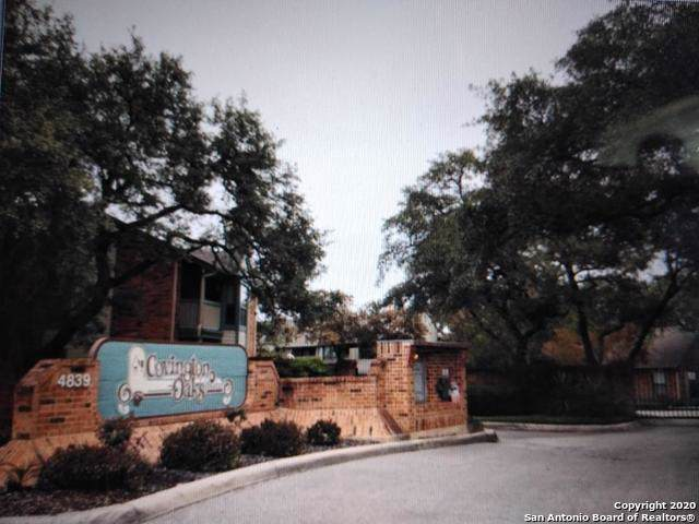 4839 Brandeis St A 123, San Antonio, TX 78249 (MLS #1432989) :: BHGRE HomeCity