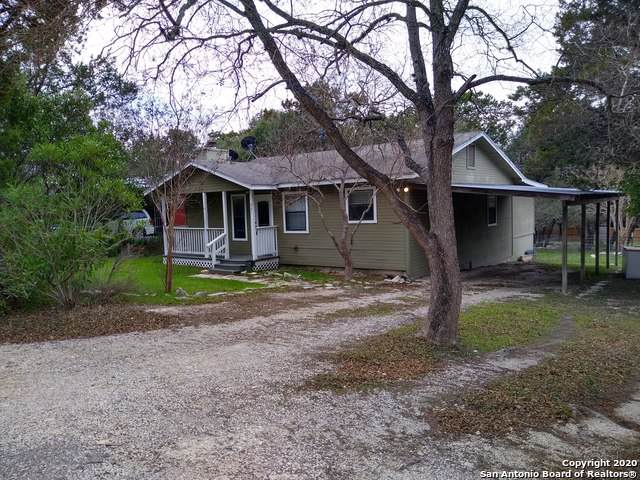 731 Hillside Loop, Canyon Lake, TX 78133 (MLS #1432996) :: BHGRE HomeCity
