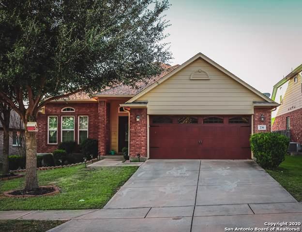 236 Gardner Cove, Cibolo, TX 78108 (MLS #1433022) :: Neal & Neal Team