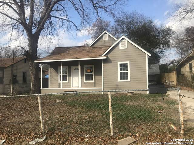 127 E Dullnig Ct, San Antonio, TX 78223 (MLS #1433035) :: Alexis Weigand Real Estate Group