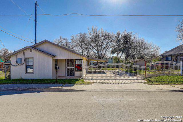 438 E Sayers Ave, San Antonio, TX 78214 (#1433037) :: The Perry Henderson Group at Berkshire Hathaway Texas Realty