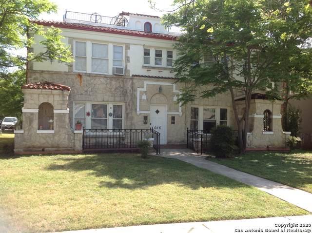 506 Furr Dr, San Antonio, TX 78201 (MLS #1433046) :: Alexis Weigand Real Estate Group