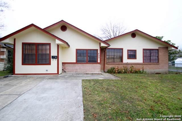 203 Craigmont Ln, San Antonio, TX 78213 (MLS #1433074) :: The Mullen Group | RE/MAX Access