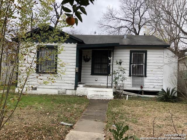 550 Carroll, San Antonio, TX 78225 (MLS #1433092) :: BHGRE HomeCity
